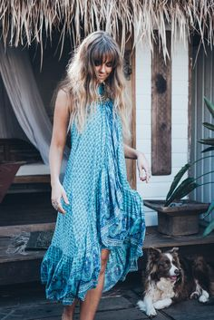 Christina Macpherson in Sunset Road   Spell & The Gypsy Collective blog #spelldesigns