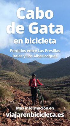 ✅ Crónica y fotografías de la #ruta en #bicicleta que hicimos entre Las Presillas Bajas y Los Albaricoques en el Cabo de Gata. #cabodegata #andalucia #españa #spain #cicloturismo #ciclismo Nature, Travel, Andalusia Spain, Paths, Bike, Biking, Traveling, Naturaleza, Viajes
