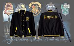 Very RARE and Limited Collectible Newest Hogwarts by vanbadjoe