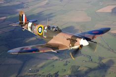 "Flying With a Spitfire – ""Can I arrange for a flight in this aircraft?"" — Fly With a Spitfire! 