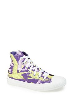 Converse Chuck Taylor® All Star® 'Birds' High Top Sneaker (Pop-In Shop) available at #Nordstrom