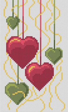 BUY 2 GET Modern cross stitch pattern heart cross stitch pattern flower cross stitch pattern wedding cross stitch pattern love simple Wedding Cross Stitch Patterns, Modern Cross Stitch Patterns, Cross Stitch Designs, Pony Bead Animals, Charm Quilt, Cross Stitch Christmas Ornaments, Cross Stitch Heart, Plastic Canvas Patterns, Cross Stitching