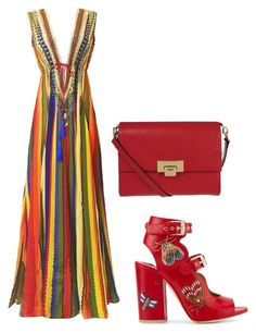 """""""summer style"""" by plavoz ❤ liked on Polyvore featuring Laurence Dacade and Lodis"""