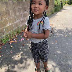 Bai (bae)✨ (@bbybailei) • Instagram photos and videos Cute Little Girls, Cute Kids, Blasian Babies, Mix Baby Girl, Cute Mixed Babies, Baby Swag, Family Love, Beautiful Children, Baby Fever