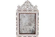 19th-C. Small Syrian Mirror  $799.00