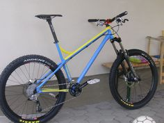 The Sexiest AM/FR/Enduro Hardtail Thread (Please read the opening post) - Page 21 - Pinkbike Forum