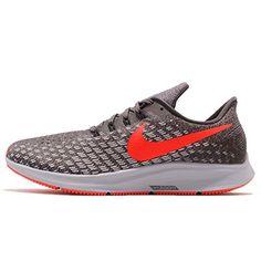buy online ef3cf 2dde0 Nike Air Zoom Pegasus 35, Zapatillas de Running para Hombre, Gris (Thunder  Grey