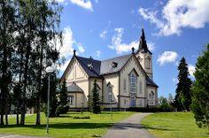 Church of Peräseinäjoki