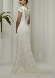 Roma by Robert Bullock Bride. Size 10 Was:  $3,000 Now:  $1,995