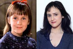 Mara Wilson, Robin Williams, Kristen Stewart, Matilda, Hollywood, Child Prodigy, Sport Bras, Pretty Face, Character
