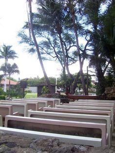 Trinity Episcopal Church by the Sea, Maui, HI  Photo by Tammy Williams