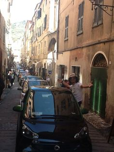 Italian Smart Car Run