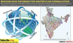 Must Read : #Bhuvan-#NUIS database for master plan formulation