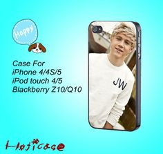 One Direction,Niall Horan---iphone 4 case,iphone 5 case,ipod touch 4 case,ipod touch 5 case,in plastic,silicone by Hoticase, $14.88