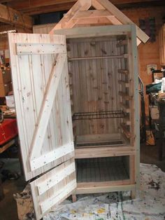 Diy smokehouse                                                                                                                                                                                 More