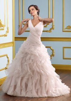 Blu by Mori Lee 4911  Ball Gown Wedding Dress