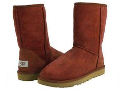 #UGG #Boots,#cheap #ugg, #fashion #ugg, #SHEEPSKIN #UGG #BOOTS, Ugg Classic Short Womens Boots 5825 Terracotta #fashion #womens fashion #ugg boot #ugg boots #women shoes #warm #shoes