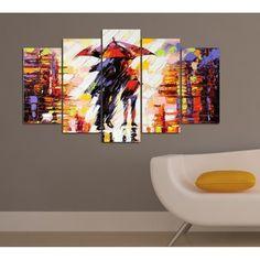 Zkrášlete zeď samolepkou, vícedílným či skleněným obrazem | Bonami Painting, Art, Art Background, Painting Art, Kunst, Paintings, Performing Arts, Painted Canvas, Drawings