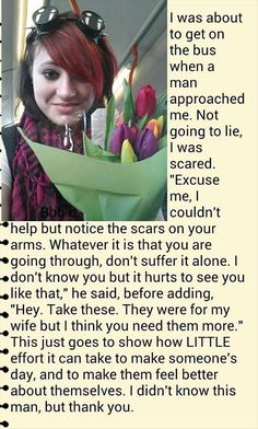 The Scars On Your Arms