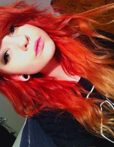 Colorful Hair in Wonderland — beautiful on We Heart It -...