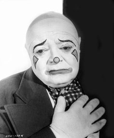 Peter Lorre in The Big Circus (1959).