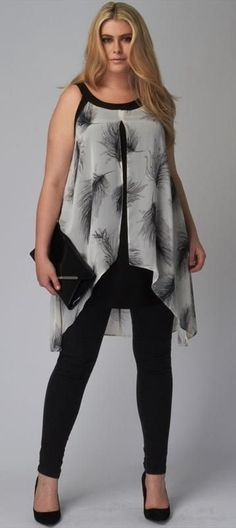 blusas plus size Plus Size Fashion For Women, Plus Size Women, Plus Fashion, Fashion Photo, Fashion Brands, Fashion Ideas, Fashion Tips, Plus Size Dresses, Plus Size Outfits