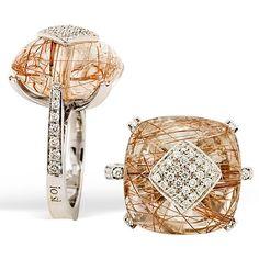 Fulvio Maria Scavia weird but I like ring
