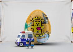 Simplifies the choice of toys for the child.When you buy Teddy's Surprise, you cannot see a toy inside the box.You select its colour and brand with the help of a package logo. Baby Toys, Kids Toys, Egg Toys, Popular Toys, Inside The Box, Lol Dolls, Toy Boxes, The Help, Children