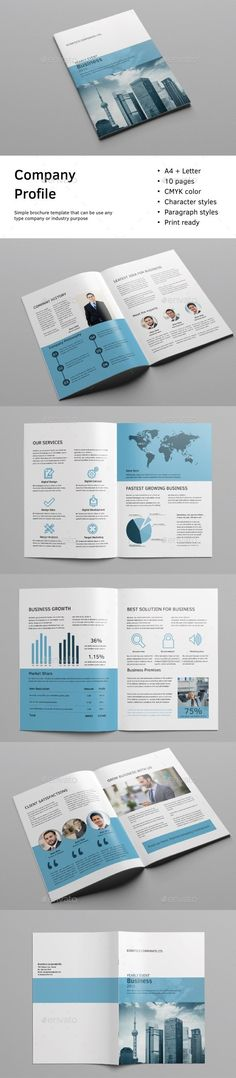 Technology Consulting And It Tri Fold Brochure Design Template By