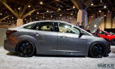 2013 Ford Focus Sedan. Lowered & Nicely Modded.