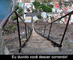 escada do medo