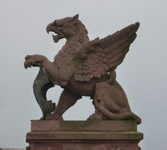 Gryphon also called griffin and its relative the Hypogriff and there mythology and mystique.