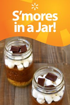 Your family is going to LOVE this fun, spoon-able twist on the classic summer treat! Get step-by-step instructions on how to give s'mores an upgrade with rich dark chocolate pot de crème and a buttery graham cracker crumble.