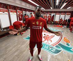Dressing room photos: Champions celebrate Premier League glory Liverpool Fc, Liverpool Premier League, Liverpool Football Club, Room Photo, One Team, Espn, Mixtape, Champion, Photos