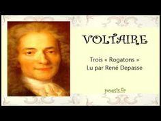 Lu par René Depasse Version texte http://fr.wikisource.org/wiki/Voltaire Pensez…