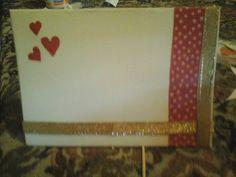 Tarjeta romantica ♡