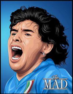 Maradona scudettato non tramonta mai