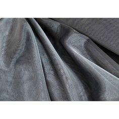 Κουρτίνα με το μέτρο ύφασμα οργάντζα  γκρι CR 312 Alexander Mcqueen Scarf, Fashion, Moda, Fashion Styles, Fashion Illustrations