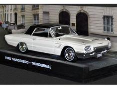 Ford Thunderbird (1965) Diecast Model Car from James Bond Thunderball @ niftywarehouse.com