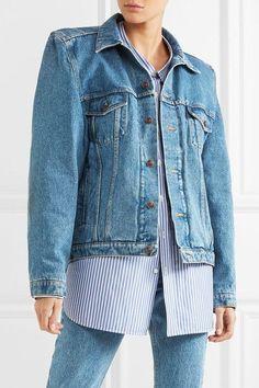 Balenciaga - Denim Jacket - Blue - FR42