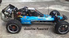 Gas Powered RC Car