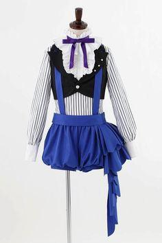 黒執事Book of Circus シエル・ファントムハイヴの衣装 コスプレ衣装-higashi2043 | か行 コスプレ衣装,黒執事…