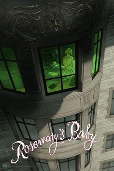Rosemary's Baby by Jonathan Burton [©2017]