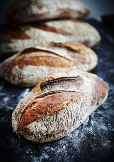 Boule de Meule, The Bread Factory • Mowie Kay