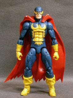 Nighthawk (Marvel Legends) Custom Action Figure