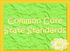 Common Core Resources to check out