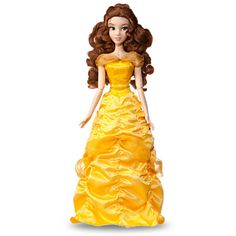 Singing Belle Doll -- 17'' H | Dolls | Disney Store