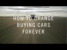How to Change Buying Cars Forever