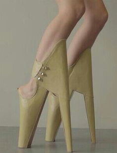 How uncomfortable would these be? Still trying to figure out how you would walk?