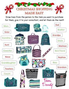 Christmas Wishlist....all items $25 and under! www.mythirtyone.com/susanseabaugh